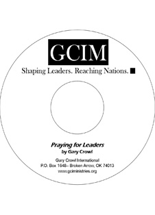 Praying For Leaders