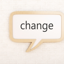 Starting Fresh On a Strong Foundation- Change What You're Saying