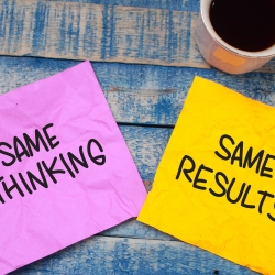 Starting Fresh On a Strong Foundation- Change What You're Thinking